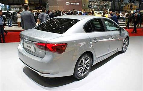 2019 Toyota Avensis Price, Changes, Engine  Cars Review