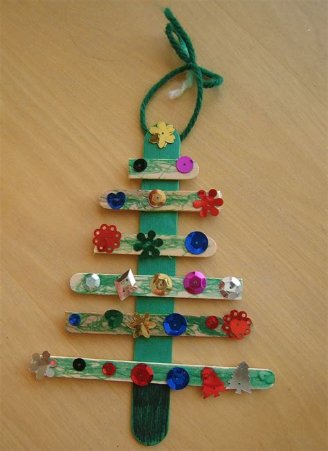 christmas ornament project for pre k lavoretti di natale per bambini piccoli blogmamma it