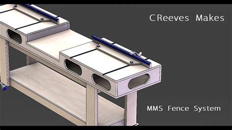 creeves  mobile miter  station  kreg precision