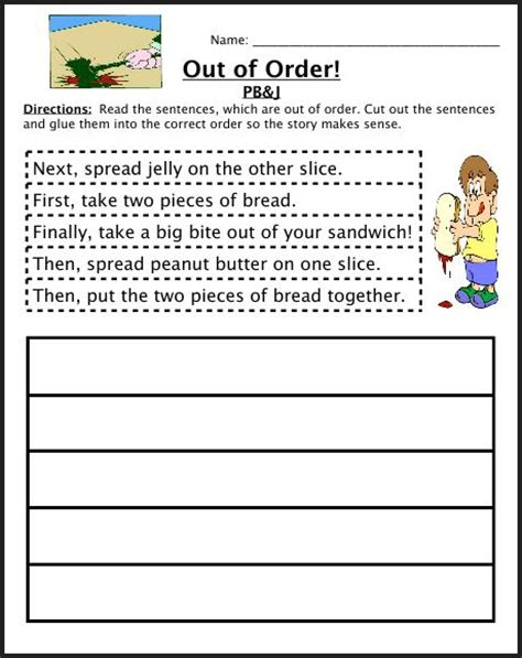 3rd grade 187 story sequencing worksheets for 3rd grade