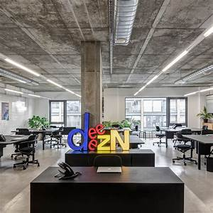 Pernilla Ohrstedt designs collaborative newsroom for ...