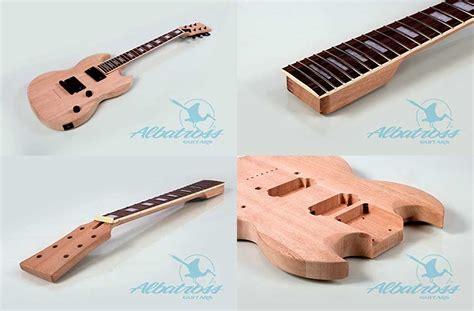 albatross diy guitar kit review clublifeglobal