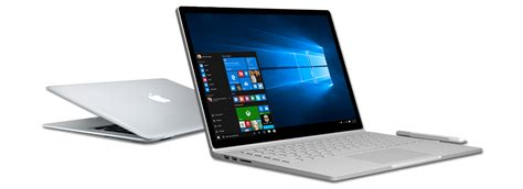 microsoft launches website   macbook users switch  surface book