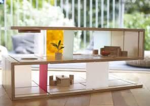 Der Couchtisch Aus Holzmodern Tables Folding Furniture Design Ideas 1 by Coole Couchtische 40 Kreative Designer M 246 Bel