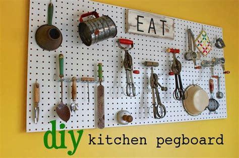 1000+ Ideas About Kitchen Pegboard On Pinterest