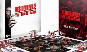 Resident Evil 2 The Board Game GAMING TREND