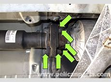 BMW E46 Flex Disc Giubo Replacement BMW 325i 20012005