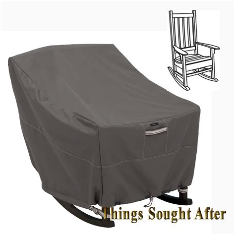cover for rocking chair outdoor furniture porch rocker