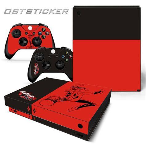 30 Off Oststicker Cartoon Clowm Red Black For Xbox One X