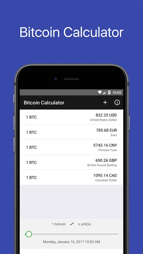 Average block generation time of 1008 blocks. Realtime Bitcoin Calculator - Android Apps on Google Play