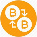 Icon Cryptocurrency Bitcoins Bitcoin Cash Transfer Money