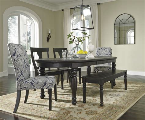 Sharlowe Charcoal Dining Room Side Chair Set Of 2, D63501
