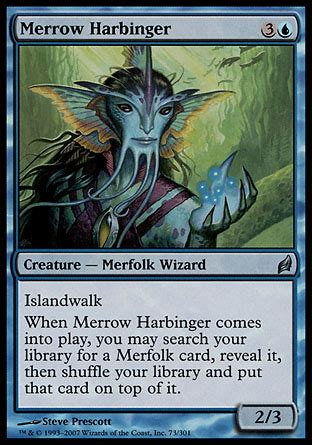 commander theory how would you make tribal merfolk with