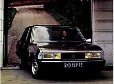 PEUGEOT 604 specs 1975, 1976, 1977, 1978, 1979, 1980