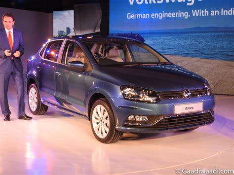 volkswagen new car ameo volkswagen ameo launched spec price features overview