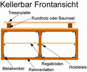 Hausbar Selber Bauen : ideen und anleitung kellerbar selber bauen ~ Lizthompson.info Haus und Dekorationen