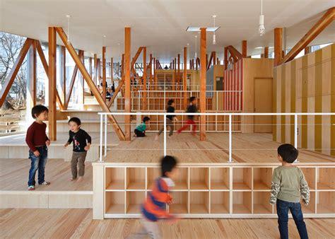multilevel kindergarten classrooms play spaces