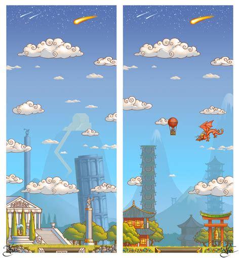 Game Background By Goramitrio On Deviantart