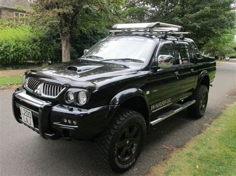 mitsubishi warrior l200 1000 images about l200 on pinterest satin trucks and flare