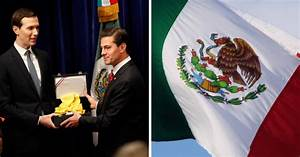 Uproar As Jared Kushner Receives Mexico's Highest Honor ...