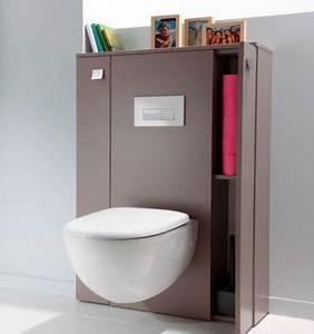 Deco Wc Gris : 10 couleurs pour la d co des toilettes deco cool ~ Melissatoandfro.com Idées de Décoration
