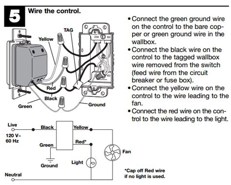 connect ceiling fan to wall switch electrical how do i know if a ceiling fan with light and