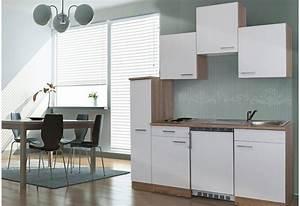 Singleküchen Mit E Geräten : minik che mit e ger ten breite 180 cm kaufen otto ~ A.2002-acura-tl-radio.info Haus und Dekorationen
