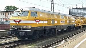 Br 320  320 001-1  - W U00fcrzburg Hbf