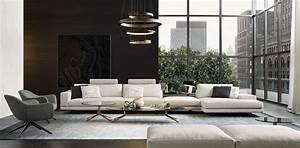 Poliform Mondrian Sofa by Jean