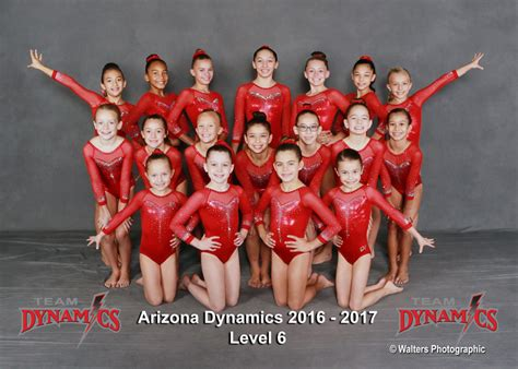 Team Dynamics – Girls Gymnastics | Arizona Dynamics