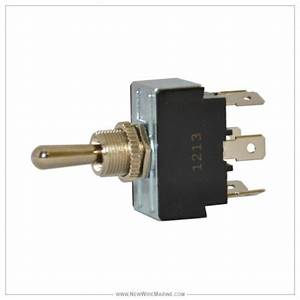Marine Toggle Switch