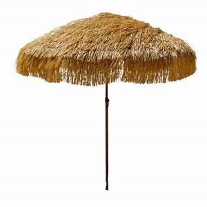 Parasol En Paille : parasol imitation raphia 200 cm castorama ~ Teatrodelosmanantiales.com Idées de Décoration