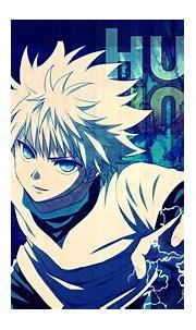 Hunter x Hunter Killua Zoldyck HD Anime Wallpapers | HD ...