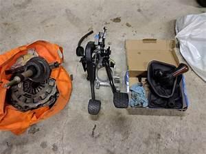 E39  E34 6 Speed Manual Swap Kit