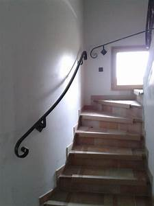 Main Courante Escalier Intérieur : rampe escalier main courante garde corps ~ Edinachiropracticcenter.com Idées de Décoration