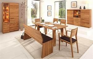 Esszimmer Bank Holz : massivholz esszimmer com forafrica ~ Whattoseeinmadrid.com Haus und Dekorationen