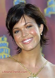 Mandy Moore Short Hair Round Face