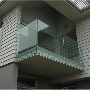 Frameless Stair Glass Railingframeless Stair Glass Standoff