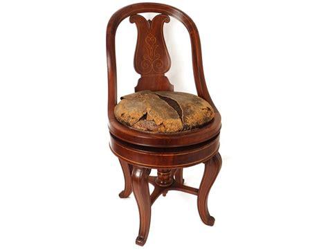dossier chaise superbe chaise de harpiste charles x acajou dossier lyre