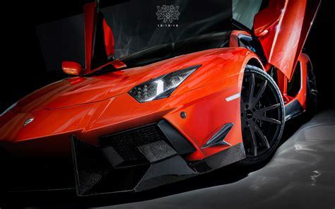 Lamborghini Aventador Fond D'écran Hd