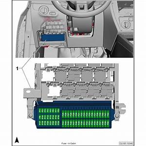 I Need A Fuse Diagram For 2014 Vw Jetta Tdi  I Had A Epc And Traction Control Light Come On My