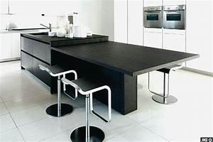 ilot cuisine table elegant table ilot central ikea table With table haute ilot central
