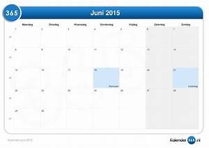 Kalender 365 Eu 2015 : kalender juni 2015 ~ Eleganceandgraceweddings.com Haus und Dekorationen