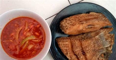 Resep gurame saus padang bahan saus padang: Resep Gurame Saus Padang oleh yossi ramadhani - Cookpad