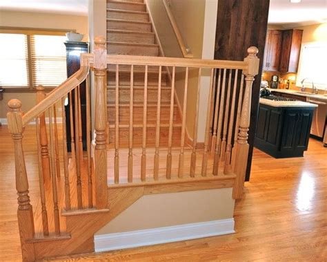 floor addition  ranch home  stair