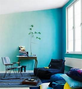 Wände Streichen Ideen : w nde mit farbe gestalten ideen ~ Yasmunasinghe.com Haus und Dekorationen