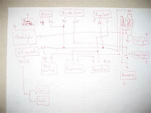Help Creating Basic Wiring Diagram For  U0026 39 75 Honda Cl360