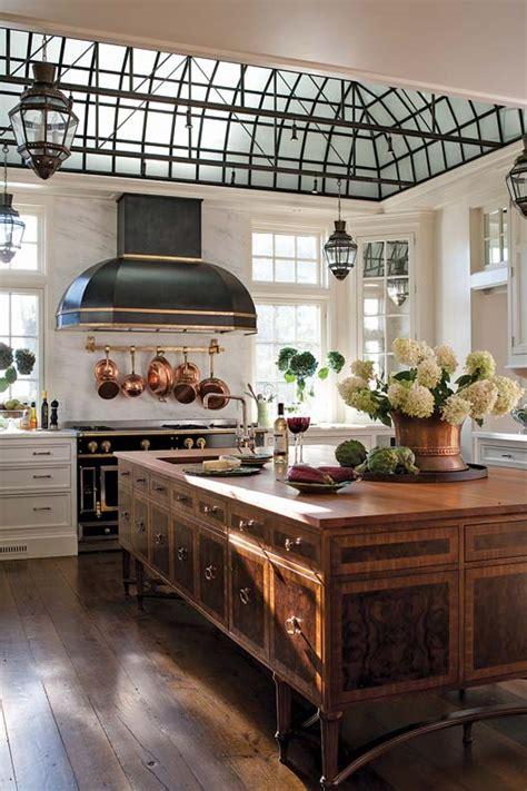 designing  edwardian style kitchen  house journal