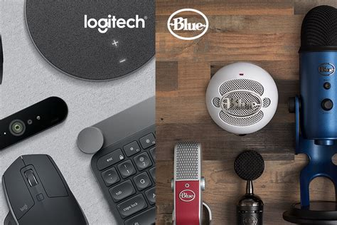 logitech and microphone logitech is acquiring blue microphones for 117 million in