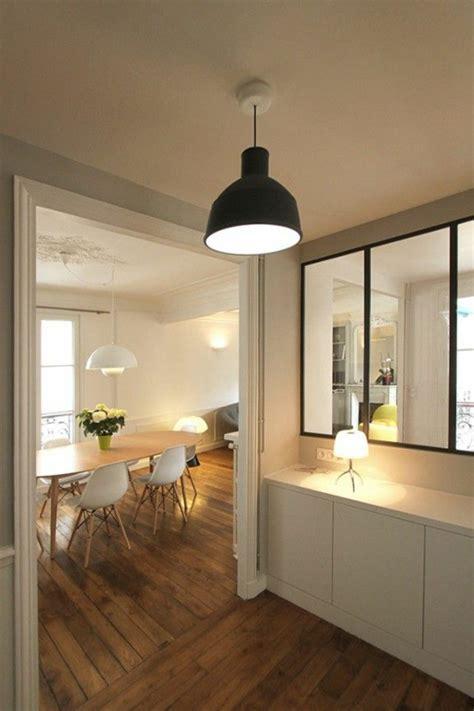 photo cuisine ouverte sur salon le parquet massif idéal pour votre intérieur commode